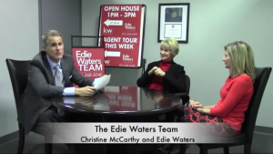 Brian Icenhower Interviews Edie Waters