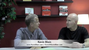 Kevin Blain Interview