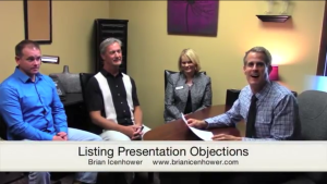 Listing Objections Panel