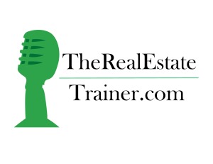 The Real Estate Trainer Logo - Square Ping Large